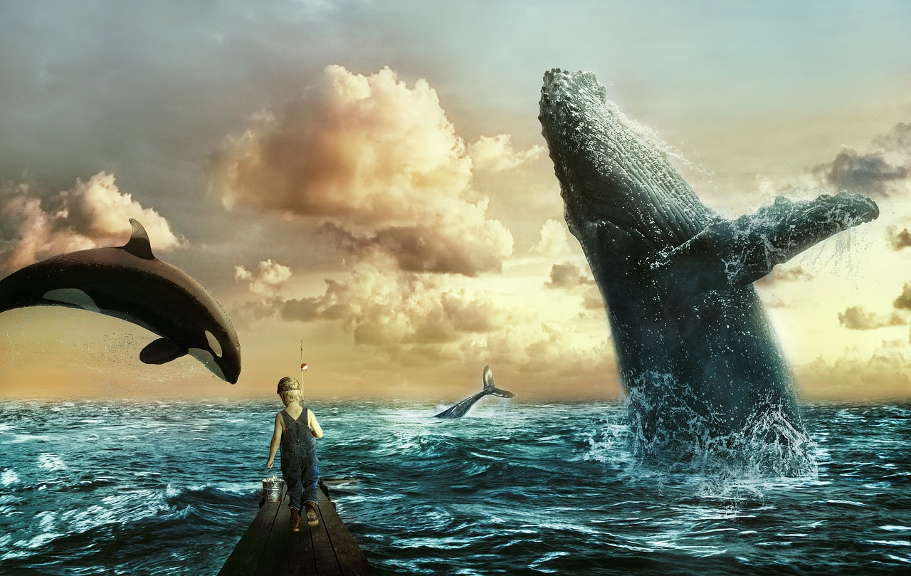 Can a Whale Swallow a Man
