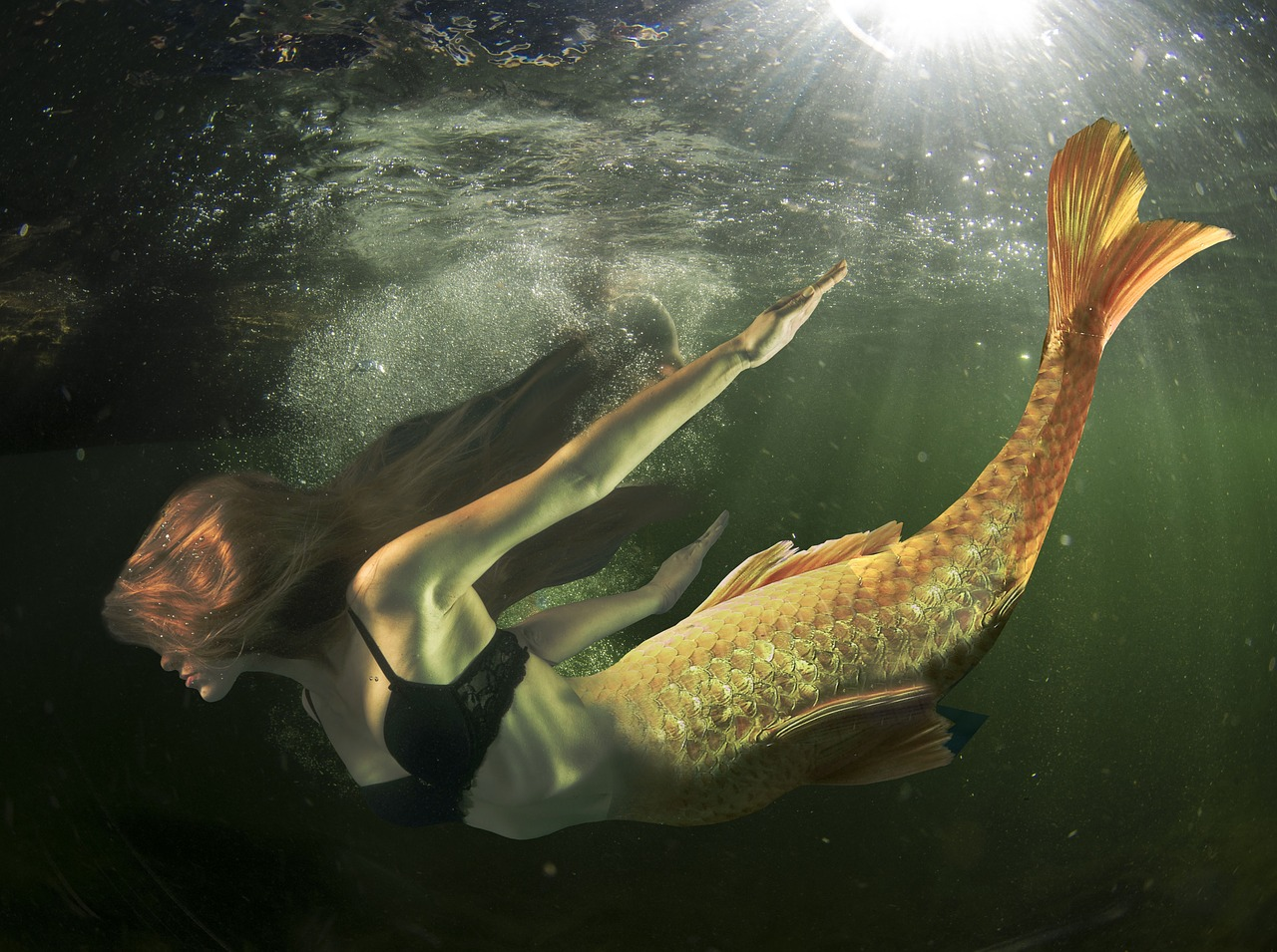 How Did the Mermaid Legend Originate