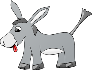 Donkey Names Inspired From Cartoons