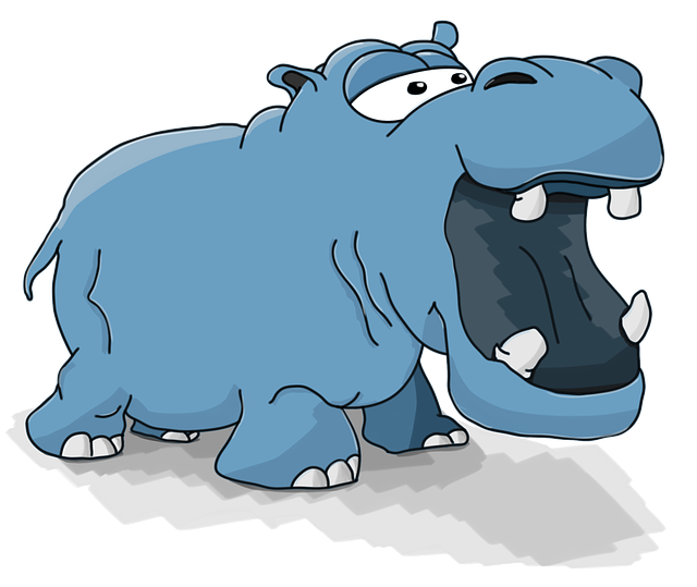 Hippo Names Inspired By Fiction
