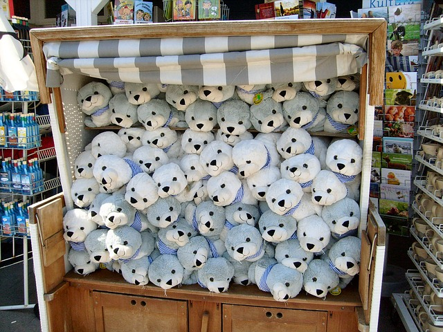 stuffed toy seal names