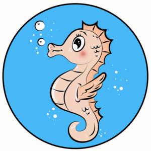 Cartoon Seahorse Names