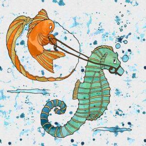 Funny Seahorse Names