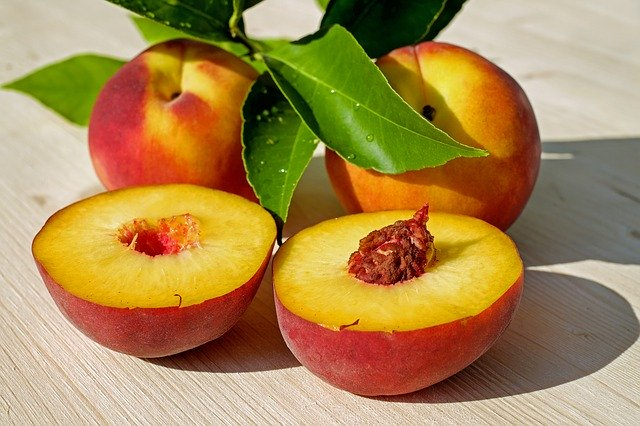 Are peaches harmful to horses