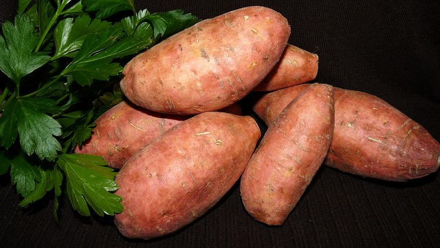 Are sweet potatoes safe for the chickens