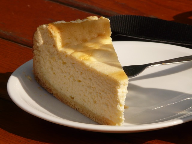 Do dogs eat cheesecake