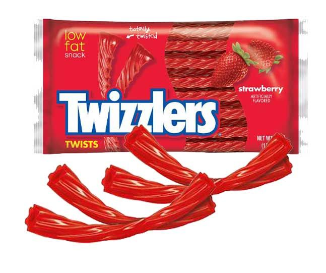 Do dogs eat twizzlers