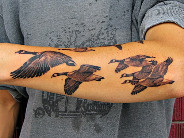 Goose Tattoo Meaning