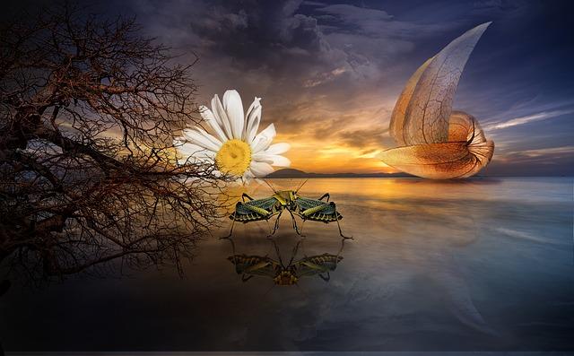 Grasshopper in dream meaning