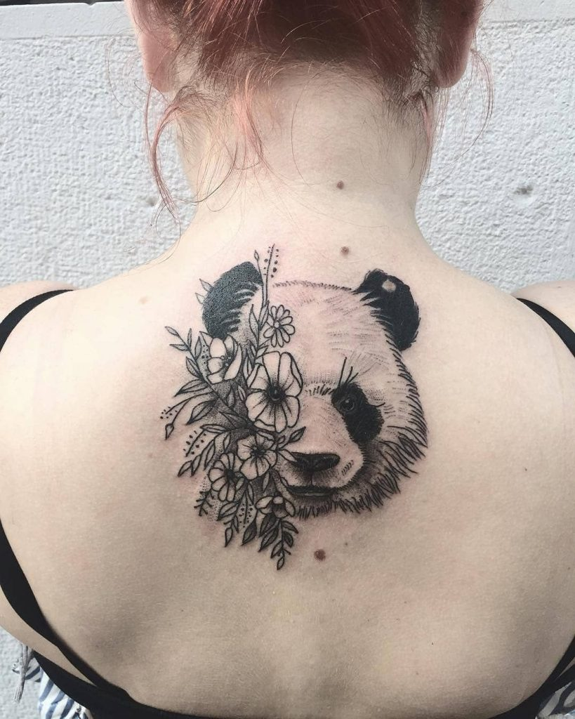 Panda tattoo meaning